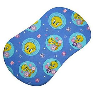 SheetWorld Fitted Bassinet Sheet (Fits Halo Bassinet Swivel Sleeper) - Tweety - Made In USA