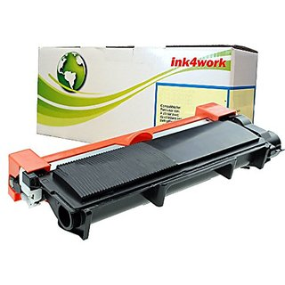INK4WORK Compatible Toner Cartridge Replacement for Brother TN660 ( Black , 1-Pack )