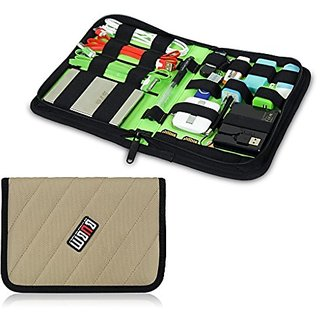 Mygreen Portable Universal Electronic Travel Organizer/ Various Cable, USB, Phone, Charge Organizer/ Flash Disk Organize