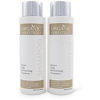 Luxury Shampoo And Conditioner SET (16 Oz) - Natural, Organic Dandruff, Moisturizing, Volume, Psoriasis, Hair Loss, Deta