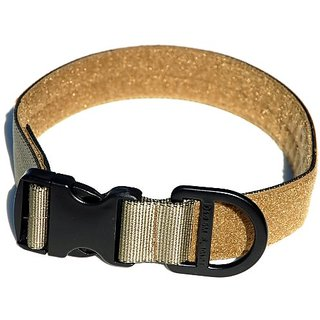 Signature K9 Adjustable Nylon ID Collar with Plastic Buckle