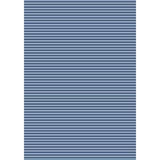 Lassig Bellyband Straight - Bluestripe