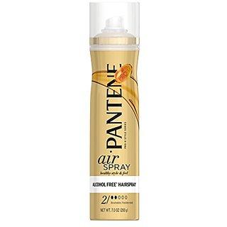 Pantene Pro-V Air Spray 2 Dot Hair Spray Brushable Flex Hold 7oz (3 Pack)