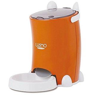 Lusmo Automatic Pet Feeder Orange - English Ver.