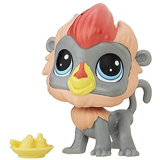 Littlest Pet Shop Single Pet Pavi Papio
