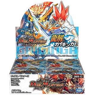 Dmr-13 Duel Masters TCG Dragon Saga Expansion Pack First Akiraryukai Gaiginga BOX
