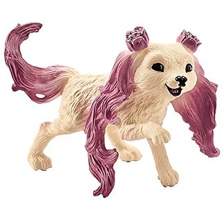 Schleich North America Feyas Rose Puppy Figure