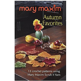 Mary Maxim Autumn Favorites Books