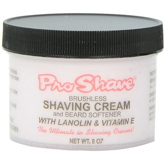 Pro-Shave Shaving Cream, 8 Ounce
