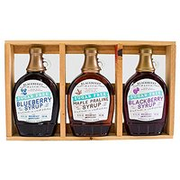 Blackberry Patch Sugar Free Fruit Syrup Gift Set
