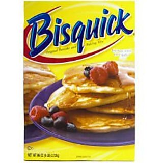 Betty Crocker Bisquick Pancake and Baking Mix 96oz