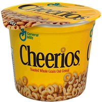 Cheerios Cereal Cups, 1.3-Ounce Boxes (Pack Of 24)