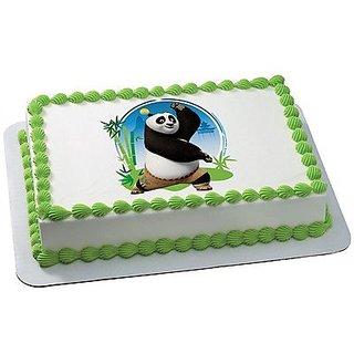 Kung Fu Panda Licensed Edible Cake Topper #37617