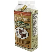 Bobs Red Mill Organic Whole Grain Creamy Buckwheat Hot Cereal, 18-Ounce Bags (Pack Of 4)