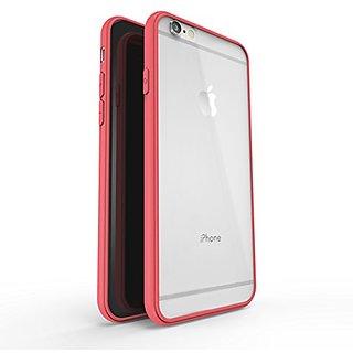 iPhone 6 case iPhone 6s case, Acewin® Clear Back Panel Premium TPU Bumper Case Slim Thin Protective Clear Case Cover