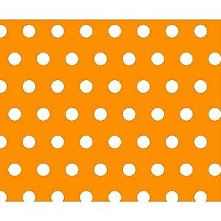 SheetWorld Crib Sheet Set - Polka Dots Gold - Made In USA