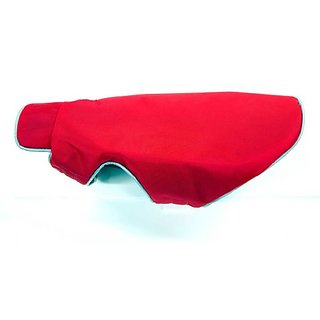 Bluemax 14-Inch Dog Coat, Small, Red