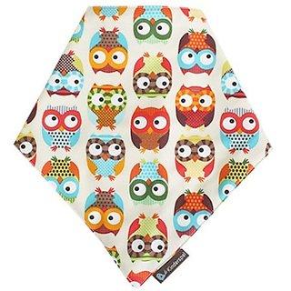 Kinderspel Baby Scarf Bib - WONDER OWL