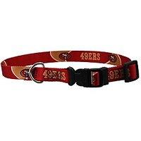 San Francisco 49ers X-Small Pet Dog Collar (X-Small)