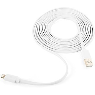Griffin White Extra-long USB to Lightning Connector Cable - 10 ft cable for Lightning Devices
