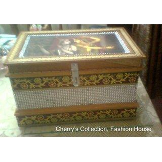 Wooden Jwelery Box