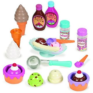 Battat Sprinkles Ice Cream Parlour
