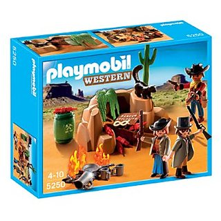 PLAYMOBIL Outlaw Hideout