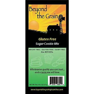 Beyond the Grain Sugar Cookie Mix, 18-Ounce