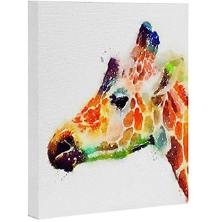 DENY Designs Jacqueline Maldonado The Graceful Art Canvas, 8