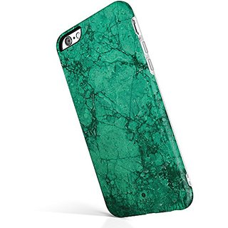 iPhone 6 plus 6s Plus case marble, Akna New Glamour Series Flexible Soft TPU cover with Fabulous Glossy Pattern for iPho