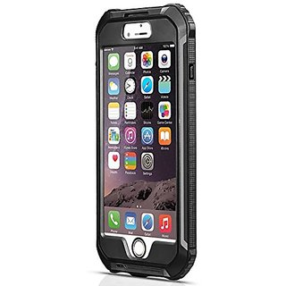 EasySMX Upgraded iPhone 6 Plus/6s Plus 5.5 inch Waterproof Case Slim and Durable Fully Sealed with Screen Protector IP68