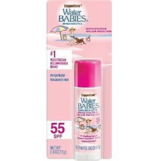 COPPERTONE WATR BAB STI SPF-55 .6 OZ