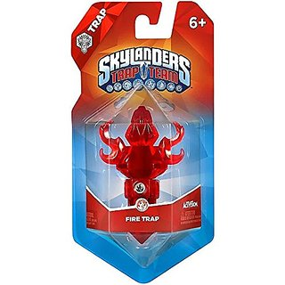 Skylanders Trap Team Trap Crystal Fire Torch