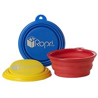Travel Dog Bowl For Dog Food, Water And Other Pet Supplies For Dogs, Collapsible And Lightweight, Easy To Carry. Made Fr