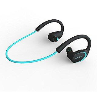 Bluetooth Headphones, SainSonic R9 V4.1 Wireless Sports HD Stereo Earphones, Lightweight & Sweatproof for Runing, Built