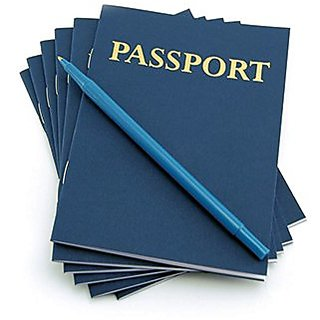 Hygloss Products HYG32612 My Passport Book 12 Books