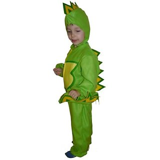 Fantasy World F01 Halloween Dragon Costume for children Sizes 5