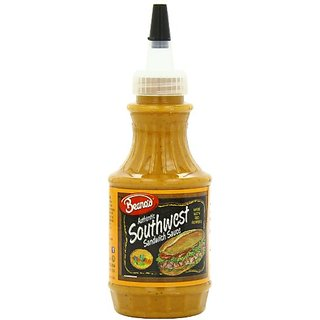 Beanos Sandwich Southwest Sauce, 8 Ounce (Pack of 12)