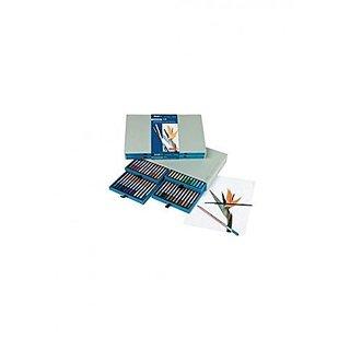 Bruynzeel C400025865 Design Aquarel Watercolor Pencil 48-Set