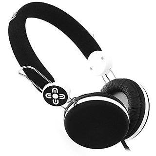Moki ACC HPKUBK Kush Headphones - Black