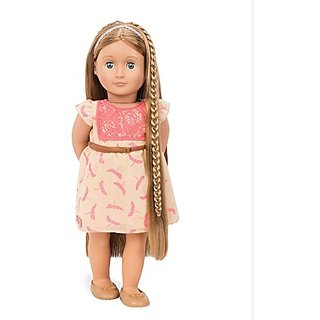 Our Generation Hair Grow Doll - Portia