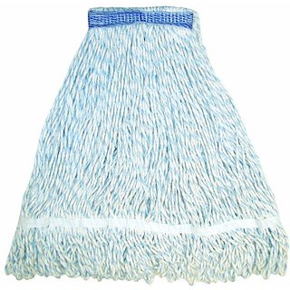 Wilen A11213, E-Line Looped End Wet Mop, Large, 1-1/4