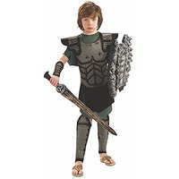 Rubies Costume Clash Of The Titans Childs Value Perseus Costume, One Color, Large