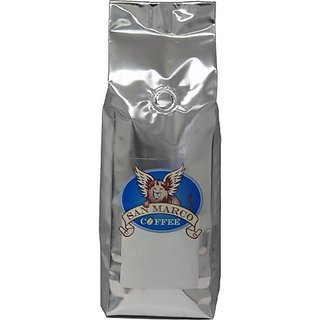 San Marco Coffee Flavored Ground Coffee, Totally Nuts, 1 Pound