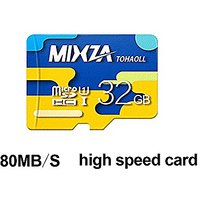 32GB Class 10 Micro SDHC Card With Adapter