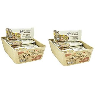 GoMacro Macrobar Sweet Rejuvenation Cashew Butter Pack of 12 (2 Pack) ...