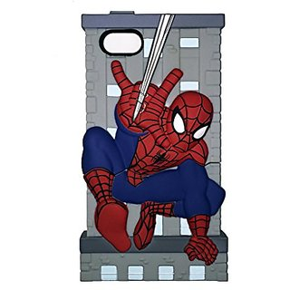 Ultimate Spider-man iPhone 5 and 5S Cell Phone Case