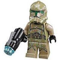 LEGO Star Wars LOOSE Minifigure Kashyyyk Clone Trooper With Firing Blaster