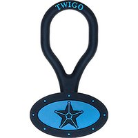 Twigo Pet ID Tags Superpet Tag For Dogs And Cats, All Sizes, Blue