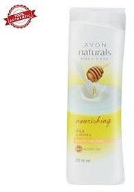 Naturals Milk Honey Body Lotion